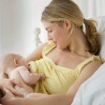 Διατροφή και θηλασμός