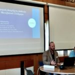"""Ομιλία του Ευμένη Καραφυλλίδη με θέμα """"Διατροφική Διαχείριση Ασθενών με Μεταβολικό Σύνδρομο"""" στην επιστημονική συνάντηση για το μεταβολικό σύνδρομο στην κλινική Metropolitan General"""